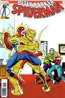 Peter Parker Spiderman (2004-2005) (Grapa 72 pp) #20
