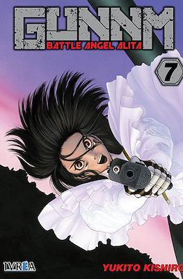 Gunnm - Battle Angel Alita #7