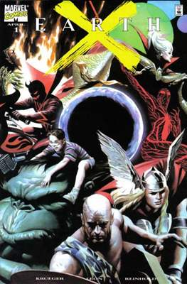 Earth X (Variant Covers) (Comic Book) #1