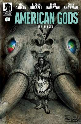 American Gods: My Ainsel (Comic Book) #9