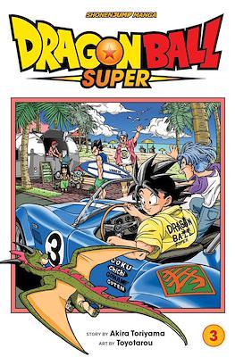 Dragon Ball Super (Softcover 192 p) #3