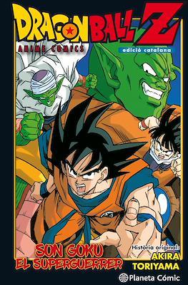 Bola de Drac Z: Son Goku El Superguerrer (Rústica) #