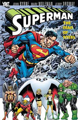 Superman: The Man of Steel (Softcover) #3