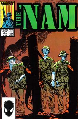 The 'Nam Vol 1 (Comic-book.) #5