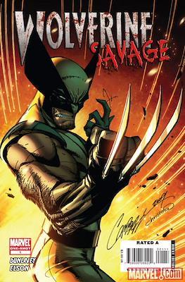 Wolverine: Savage