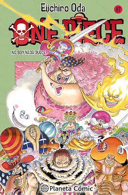One Piece (Rústica con sobrecubierta) #87