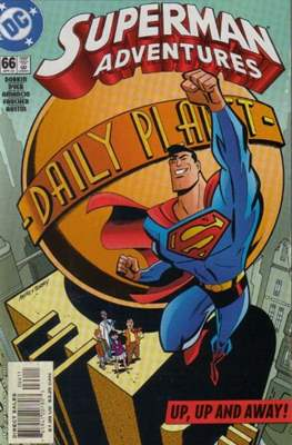Superman Adventures (Comic-book) #66