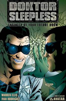 Doktor Sleepless (Comic-book) #9