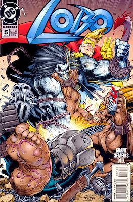 Lobo Vol. 2 (1993 - 1999 Grapa) #5
