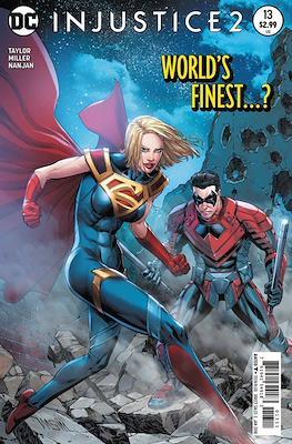 Injustice 2 (Comic Book) #13