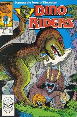 Dino Riders (Grapa) #3