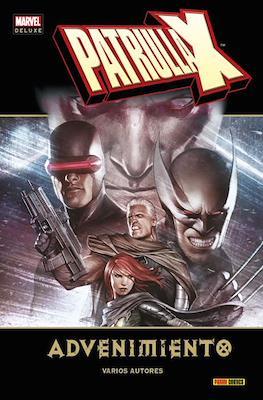 Patrulla-X: Advenimiento. Marvel Deluxe