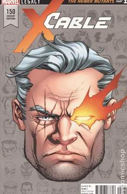 Cable (2017- Variant Covers)