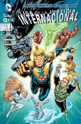 Liga de la Justicia Internacional. Nuevo Universo DC (Rústica 96-96-160 pp) #1