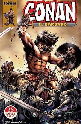 Conan El Bárbaro: 35º Aniversario.