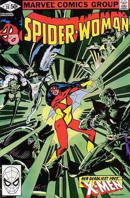 Spider-Woman (Vol. 1 1978-1983) (Comic Book) #38