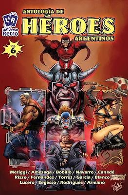 Antología de Héroes Argentinos (Rústica) #6