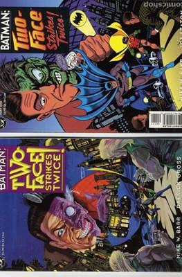 Batman: Two-Face Strikes Twice (Softcover 48 pp) #1
