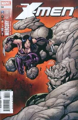 New X-Men: Academy X / New X-Men Vol. 2 (Comic-Book) #34