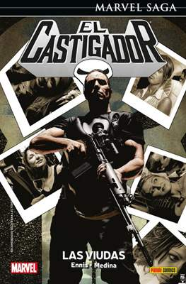 Marvel Saga: El Castigador (Cartoné) #10