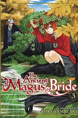 The Ancient Magus' Bride (Paperback) #3