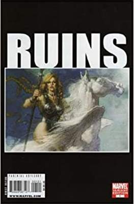 Ruins (Variant Cover)