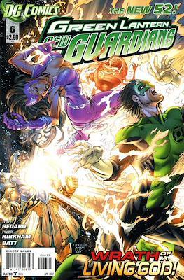 Green Lantern New Guardians (2011-2015) #6