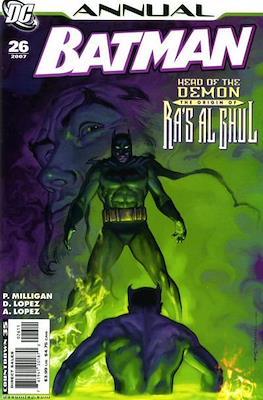 Batman Vol. 1 Annual (1961 - 2011) (Comic Book) #26