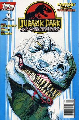 Jurassic Park Adventures (Comic Book) #8