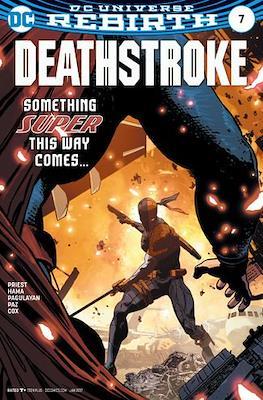 Deathstroke (2016-2019 ) #7