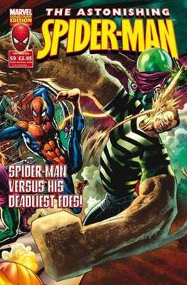 The Astonishing Spider-Man Vol. 3 (Comic Book) #59