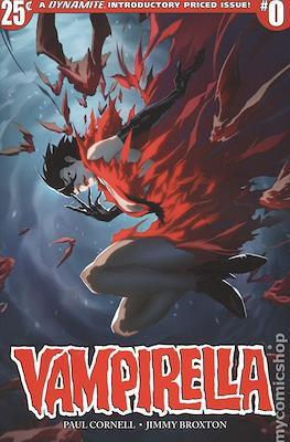 Vampirella (2017) (Comic-book) #0