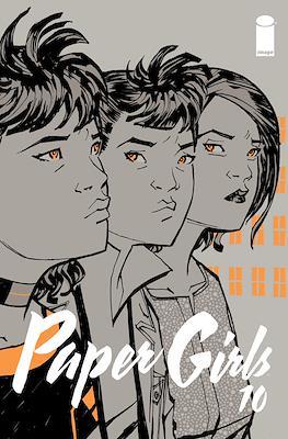 Paper Girls (Comic-book) #10