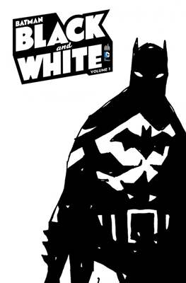 Batman Black and White