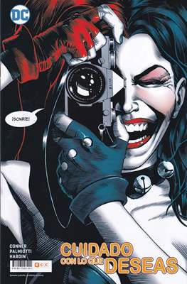 Harley Quinn: Cuidado con lo que deseas
