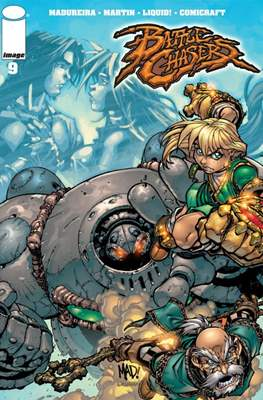 Battle Chasers (Comic-book) #9