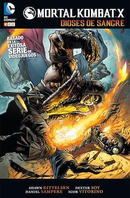 Mortal Kombat X (Rústica 144-128 pp) #2