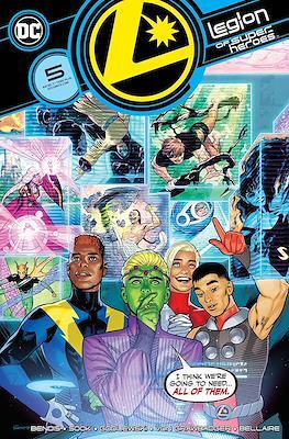 Legion Of Super-Heroes Vol. 8 (2019-) (Comic Book 32 pp) #5
