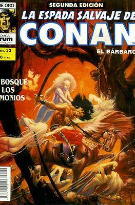 La Espada Salvaje de Conan Vol. 1. 2ª edición (Grapa. 64 páginas) #32