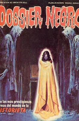 Dossier Negro (Rústica y grapa [1968 - 1988]) #184