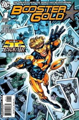 Booster Gold Vol. 2 (2007-2011) #1