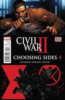 Civil War II: Choosing Sides (Comic Book) #4