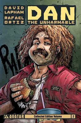 Dan The Unharmable (Softcover) #2