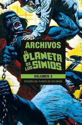 El Planeta de los Simios – Archivos (Cartoné 368 pp) #3