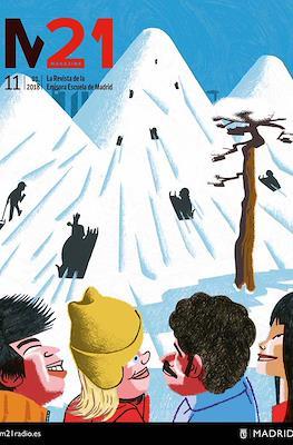 M21 Magazine (Grapa) #11