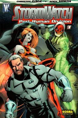 Stormwatch. Post Human Division (Rústica) #3