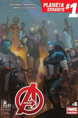 Avengers: Marvel Now! (Rústica) #8