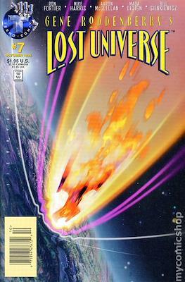 Lost Universe (Comic Book) #7