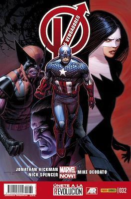 Los Vengadores Vol. 4 (2011-) (Grapa) #32