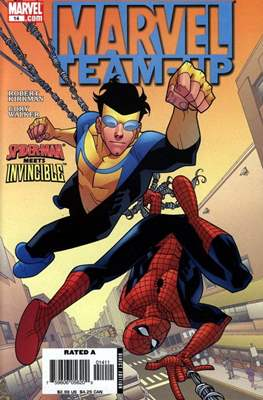 Marvel Team-Up Vol. 3 (Comic-Book) #14